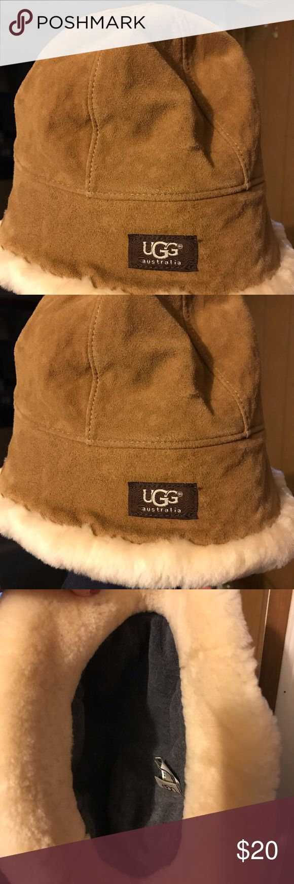Ugg Australia genuine hat Super warm and soft. One size fits all. Love this hat but I get hot so quick and this is super warm. Just got it a few months ago. Paid I believe 60 for it. Bought it at the ugg store in mass. Smoke free home UGG Accessories Hats