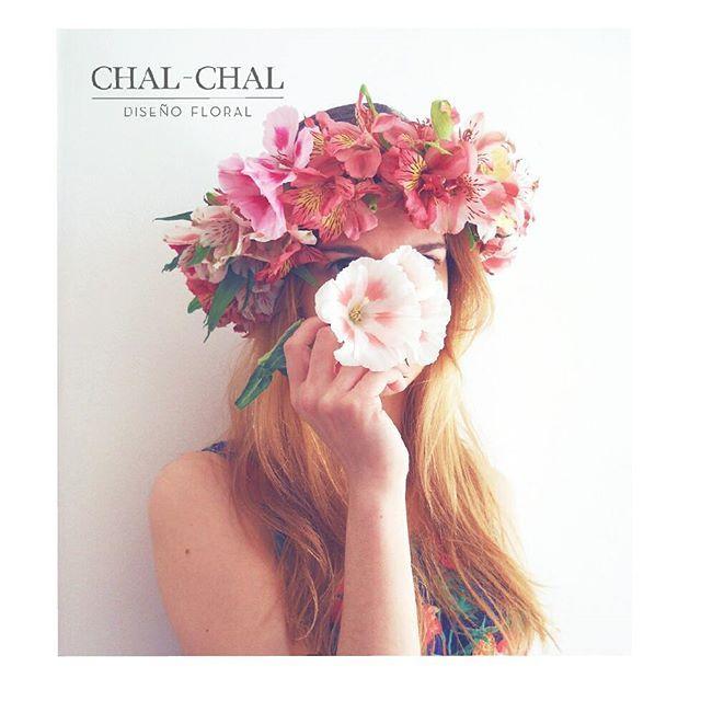 #corona floral para carnaval carioca!!  Pedido para Guille #carnavalfloral #chalchalflores #wedding