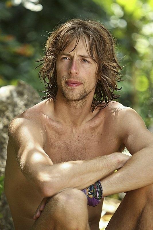 Erik Reichenbach - Survivor,  Micronesia & Caramoan