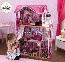 KidKraft Domek dla lalek Amelia