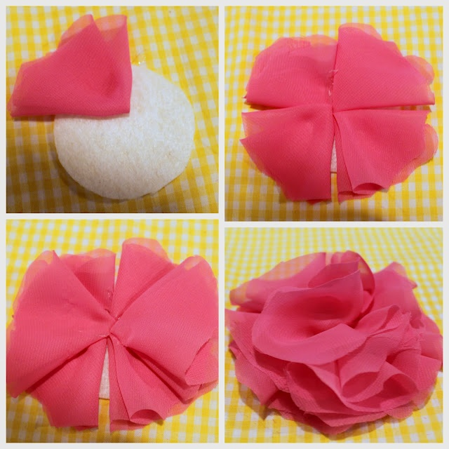 Make a Flower Pin