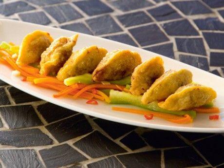 Dumplings med sötsura grönsaker – Allt om Mat