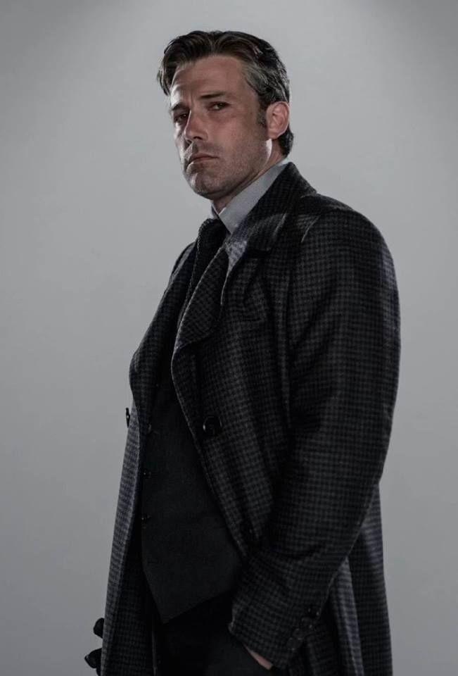 Bruce Wayne-Ben Affleck