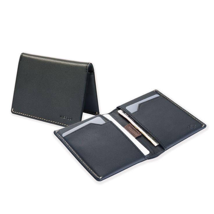 03 Slim Sleeve Wallet _ Black