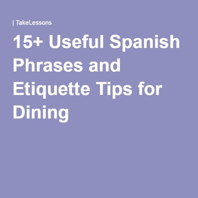 useful spanish words and phrases pdf