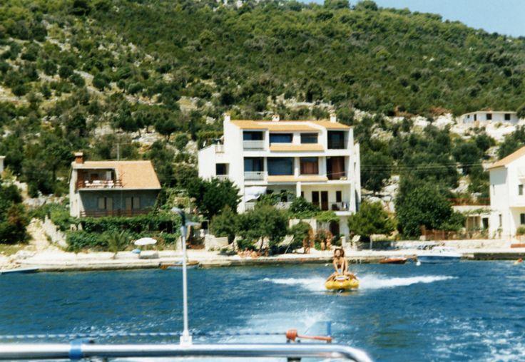 Apartmány Vjera, jen 15 m od moře