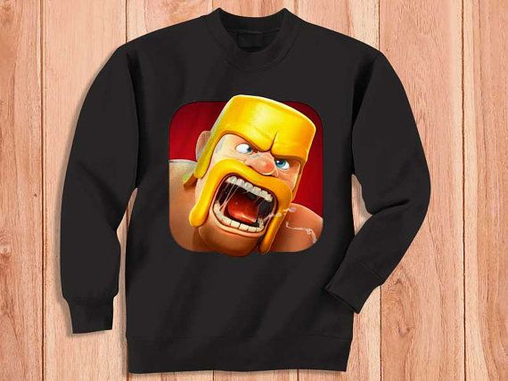 clash of clans the barbarians ultimate cotton for by froogstore