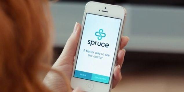 Sconfiggere l' #acne con un'app, arriva #Spruce