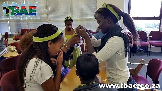 Team Work #MBAT #Creative #TeamBuilding