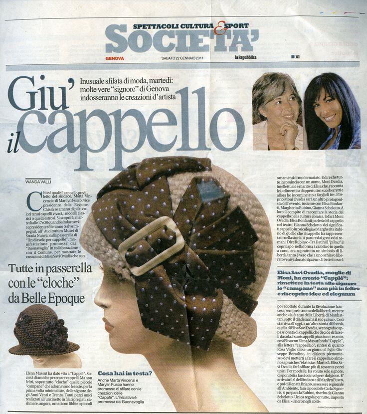 La Repubblica www.capple.it