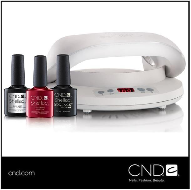 We're Excited To Announce The #CNDSHELLAC Brand #XPRESSS5
