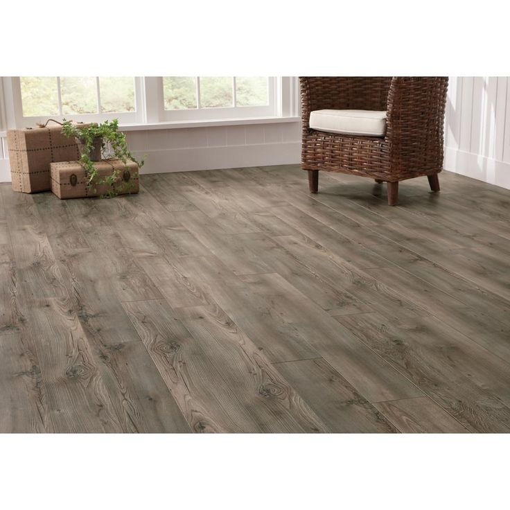 Home Decorators Collection Kensington Hemlock 12 Mm Thick X 6 1 4 In Wide X 50 25 32 In Length