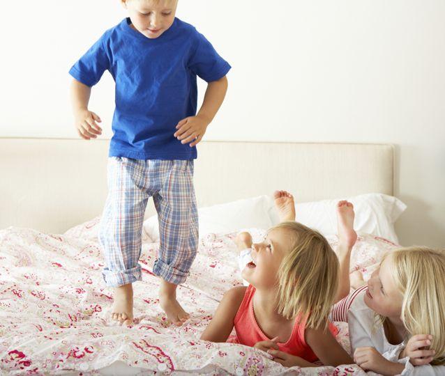 Activités à faire en pyjama | Activités et loisirs des enfants | Yoopa.ca