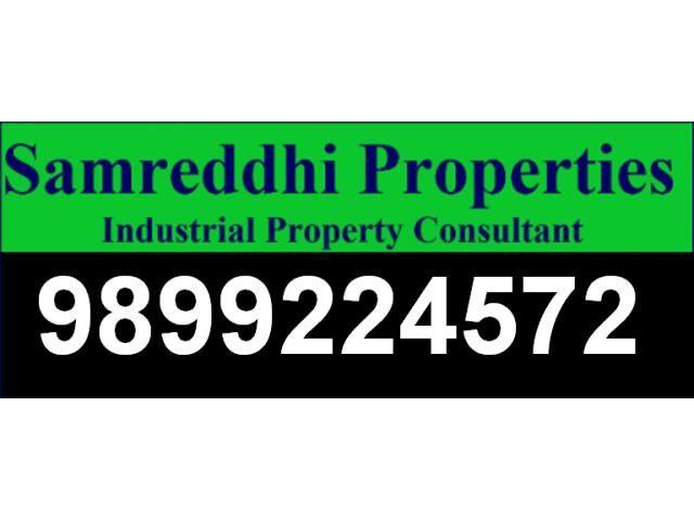 Industrial Property Dealer in Noida