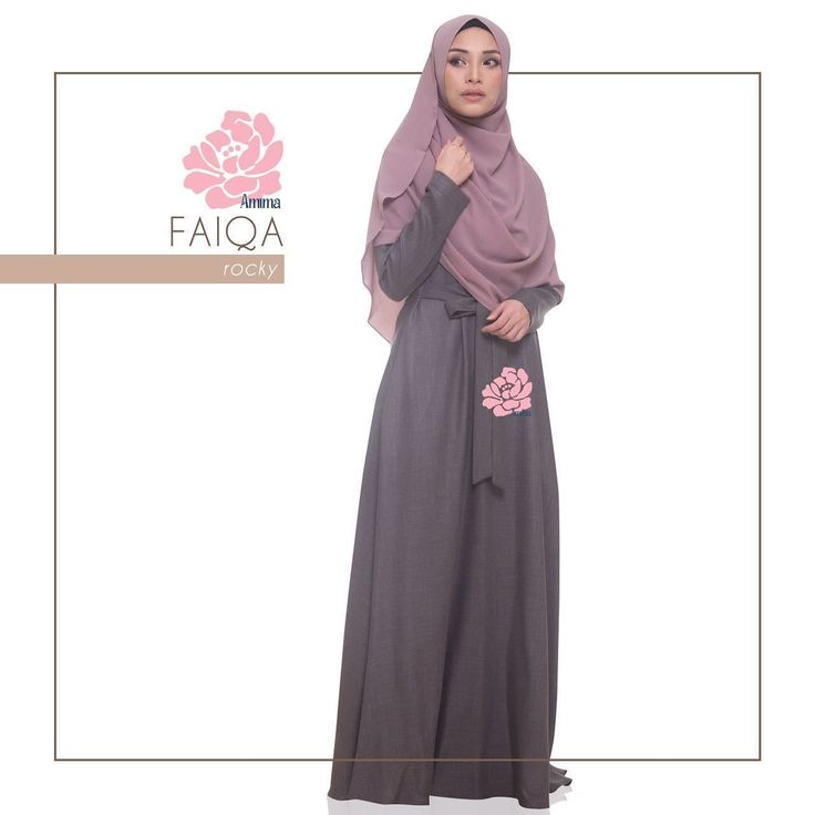 Gamis Amima Faiqa Dress Rocky - baju gamis wanita busana muslim Untukmu yg cantik syari dan trendy . . Size Chart (XS) LD 92 PB 135 (S) LD 96 PB 137 (M) LD 100 PB 139 (L) LD 104 PB 141 (XL) LD 112 PB 144 . . - Material bahan : LINEN BURBERRY LUX seperti katun menyerap keringat dan tidak mudah kusut/lecek ada garis garis serat benang nya sedikit mengkilat bisa buat formal dan daily - Dress yang simple dengan aksen kerah bulat - Manset tangan zipper memudahkan berwudhu - Kantong tersembunyi…