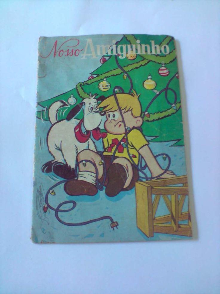 Revista Nosso Amiguinho N° 6 1970