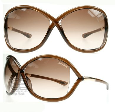 Tom Ford Whitneys in brown