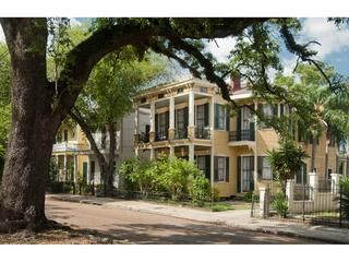 HH Whitney House Bed & Breakfast on the Historic Esplanade Avenue, New Orleans, Louisiana