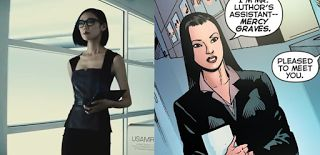 Tao Okamoto affirmed as Lex Luthor's right hand Mercy Graves in 'Batman v Superman'