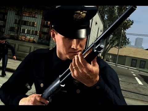 LA Noire: Gameplay Video Trailer 1930s Hollywood