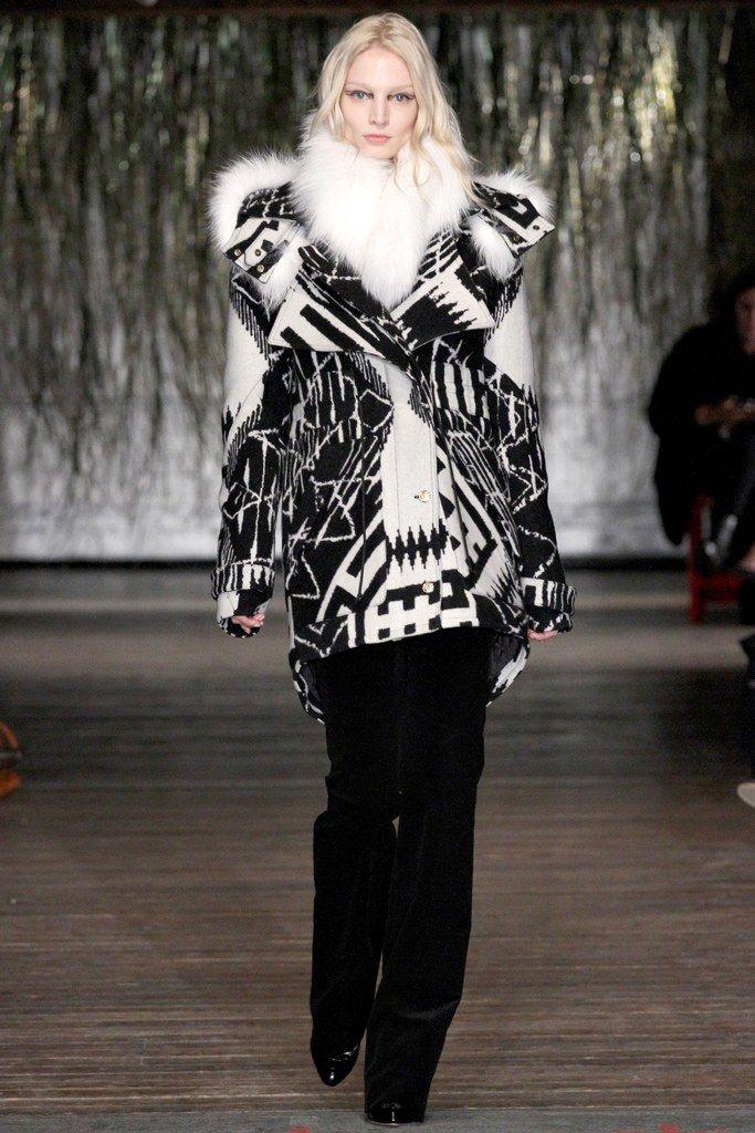 Altuzarra Fall 2012 Ready to Wear Collection Photos   Vogue
