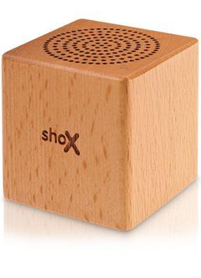 shoX Jukebox ... made of real beech!