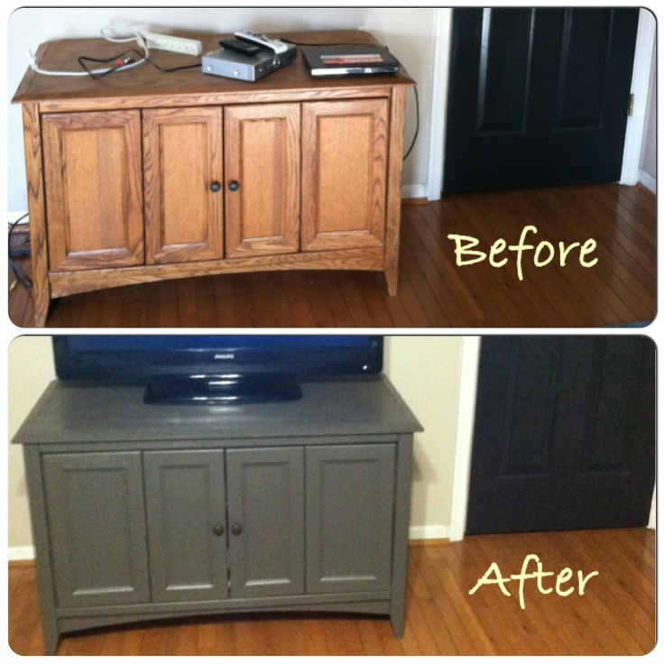 1000 Images About Tv Stand Makeovers On Pinterest