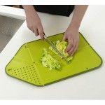 Memasak lebih menyenangkan dengan Papan Talenan Multifungsi – Multifunction Cutting Board