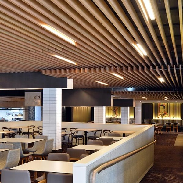 euroSpline by EuroPanel  If it's services concealment you need, euroSpline may be your solution. A fully customisable design from europanel allows you to incorporate lighting, electrical, AV and more into the spline, dramatically transforming any ceiling space.