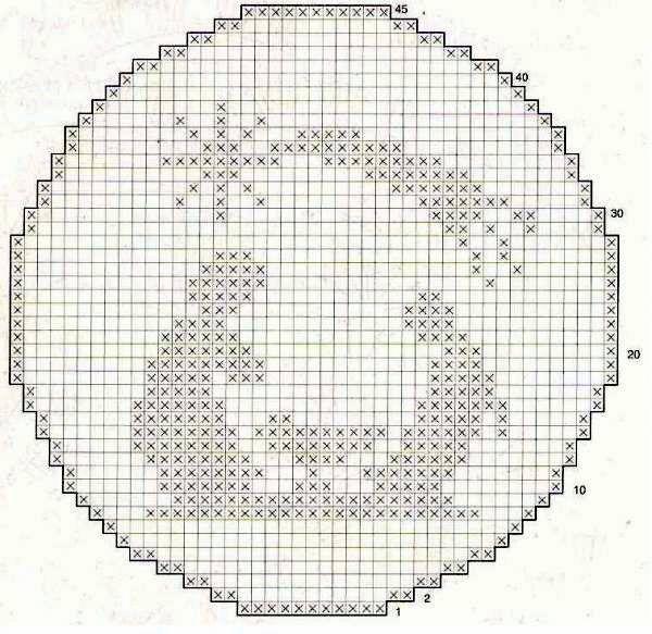 crochet , patrones: navideño