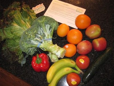 5 Online Sources for Local, Organic Food Delivery