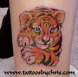 tiger cub tattoo designs google search cute tattoo pinterest cubs tattoo tattoo designs. Black Bedroom Furniture Sets. Home Design Ideas