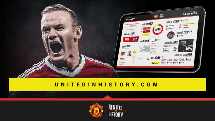 Reds launch 'United In History'  - Official Manchester United Website