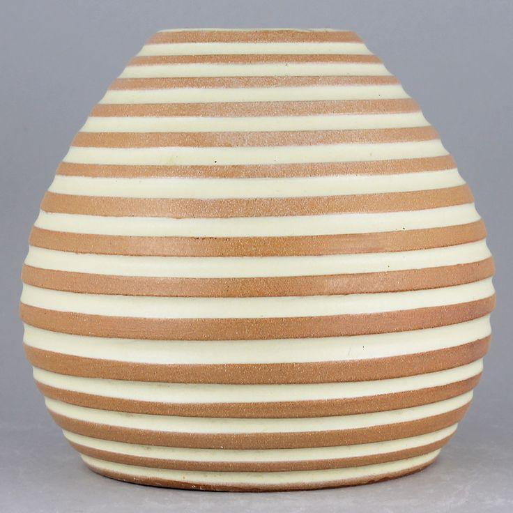 Ingrid Atterberg (Randi 1948) Swelling Relief Vase