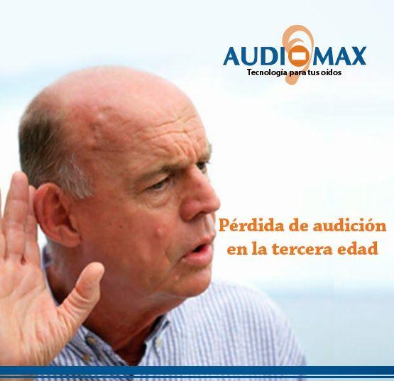 Audiomax: La pérdida de audición en la tercera edad tiene so...