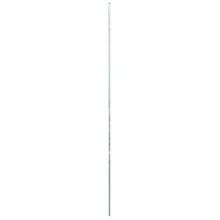 YARDGARD 6 ft. Galvanized Tension Bar-328510DPT - The Home Depot