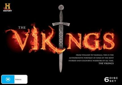 DVD - The Vikings Set sail for history in this unique program which re-creates one of the most important journeys in human history and introduces the legendary explorer at its heart.