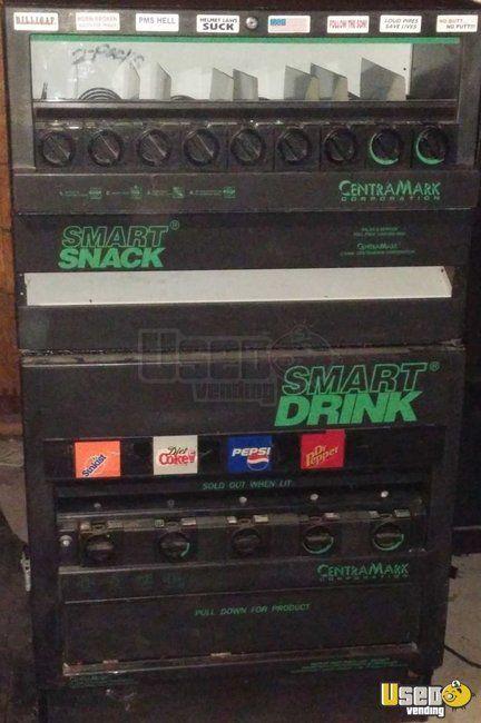 centramark vending machine