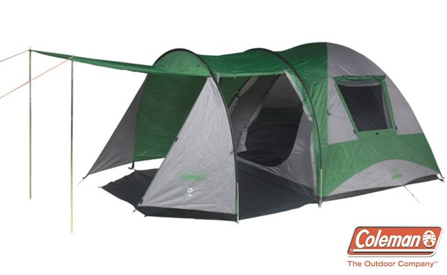 coleman four man tent - Google Search