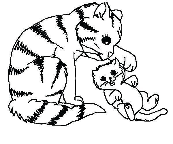 Wild Cat Coloring Pages P9400 Cats Coloring Page A Cat Coloring