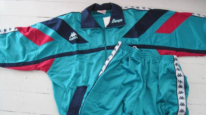 e85ffa34ae Why Tracksuits Were Cooler in the '90s | Things to Wear | Kappa ...