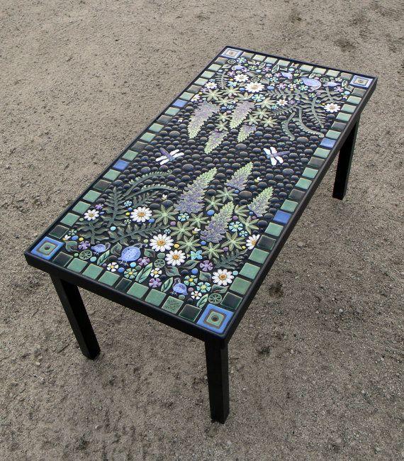 Mesas De Mosaicos. Resultado De Imagen Para Mesa De Mosaico. Mesa ...
