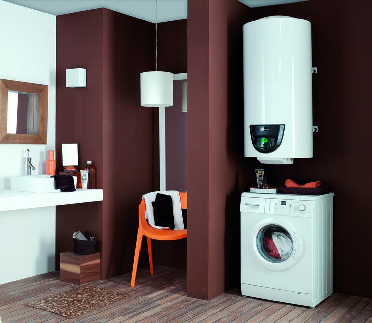 NUOS SPLIT, le chauffe-eau thermodynamique par Ariston #mestravauxavecAriston