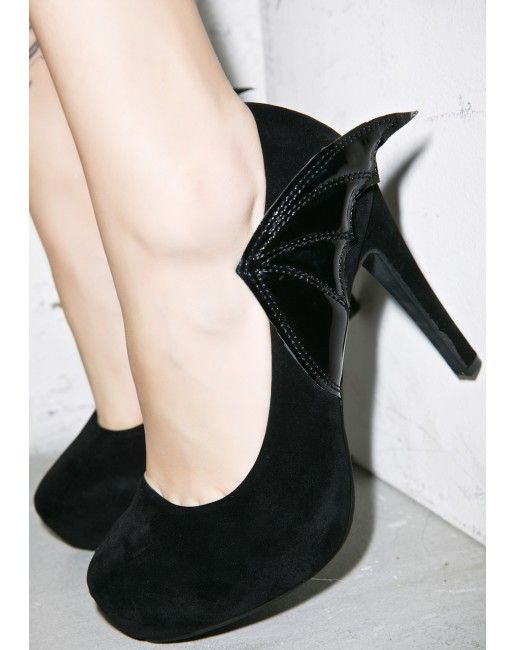 Iron Fist Night Stalker Platform Heels | Dolls Kill
