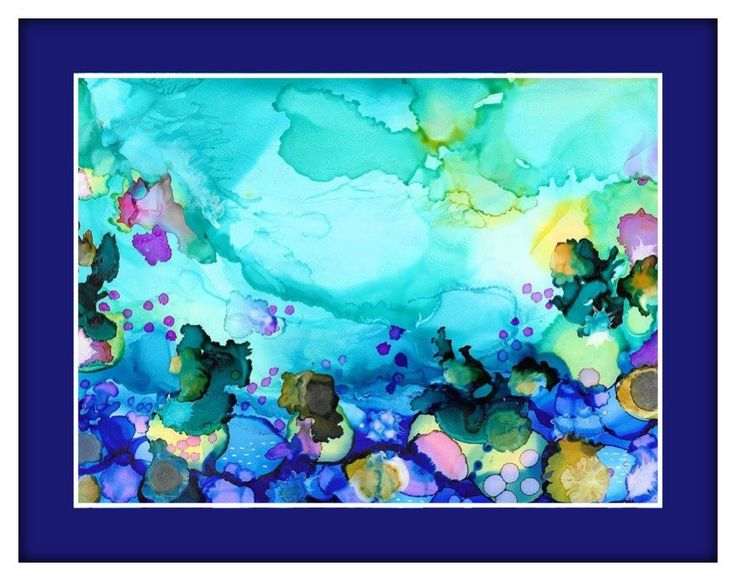 Under the Wave by PaddyColahanArt on Etsy