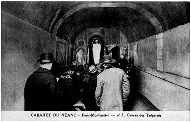 Step Inside The Macabre & Sinister Nightclubs Of 1920's Paris