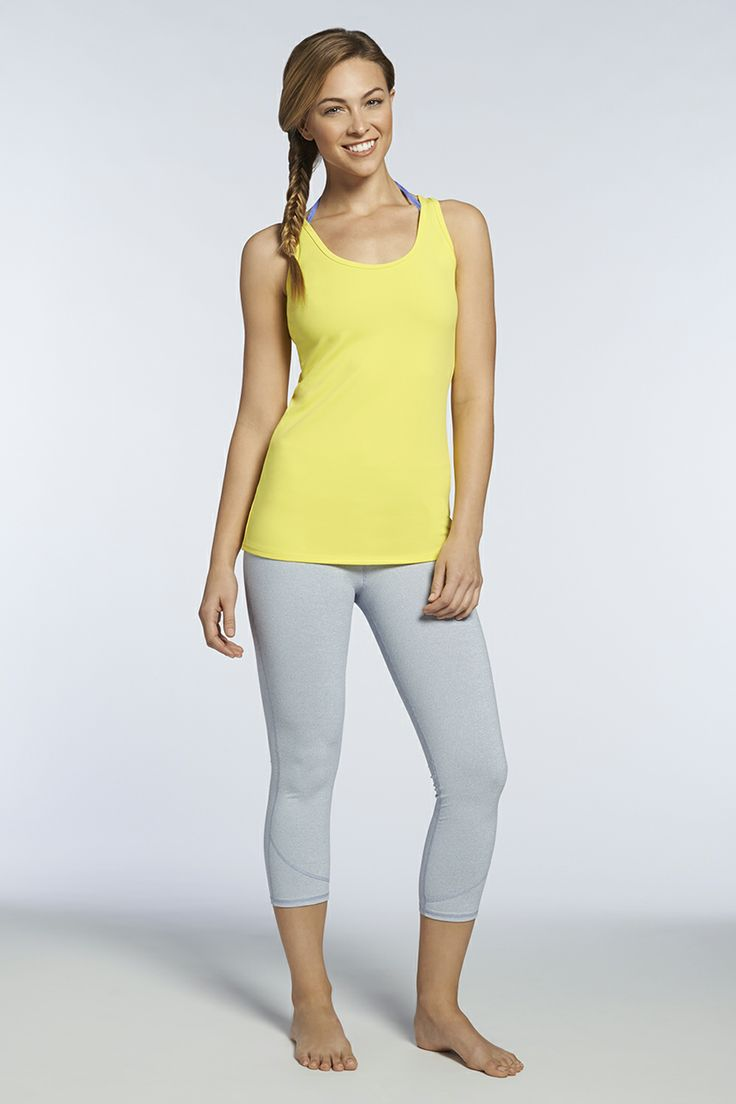 Perfect spring workout outfit! Love the yellow! This website has the cutest and the most comfy workout gear