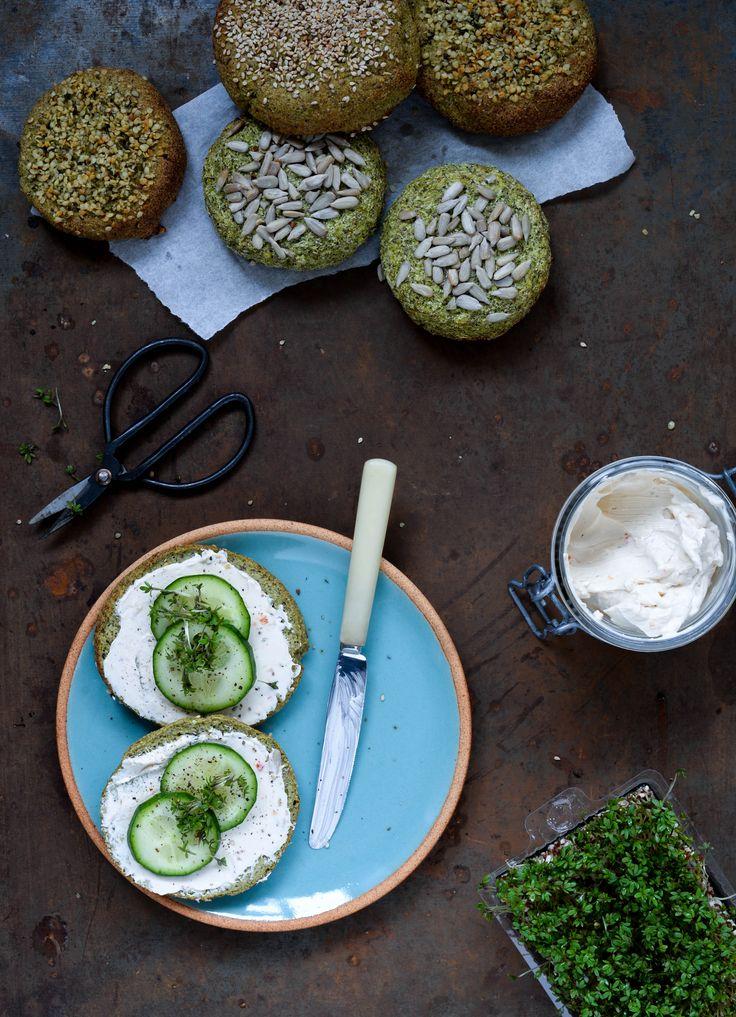 Broccoliboller – vegansk og glutenfri