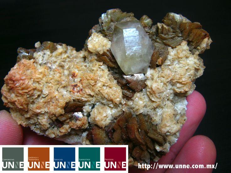 ¿Cómo se asigna el valor de un mineral? CORPORATIVO UNNE te dice Los productos minerales son entregados en distintas cantidades, lo cual refleja su escasez y su valor de uso. http://www.unne.com.mx/