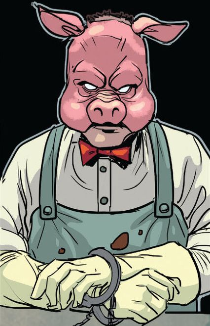 Professor Pyg